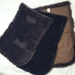 Sheepskin Horse products - Numnahs and strap Tubes
